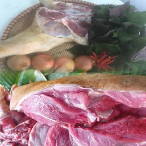 Những giá trị dinh dưỡng đáng kinh ngạc của thịt dê đối với sức khỏe mọi người