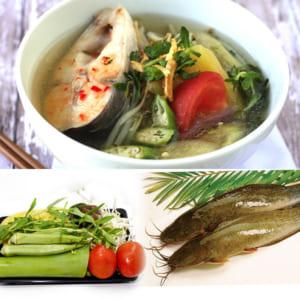 3 bước đơn giản có ngay món Cá trê nấu canh chua thơm ngon nóng hổi