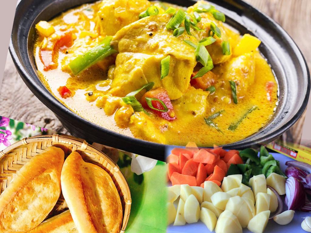 5 lý do bạn nên ăn món Cà Ri Dê thường xuyên hơn và cách nấu Cari Dê cay Ấn Độ