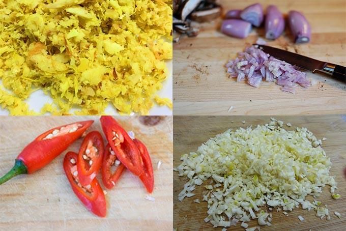 Cách làm món thịt dê xào lá lốt thơm ngon nức mũi chỉ trong 5 bước đơn giản.3
