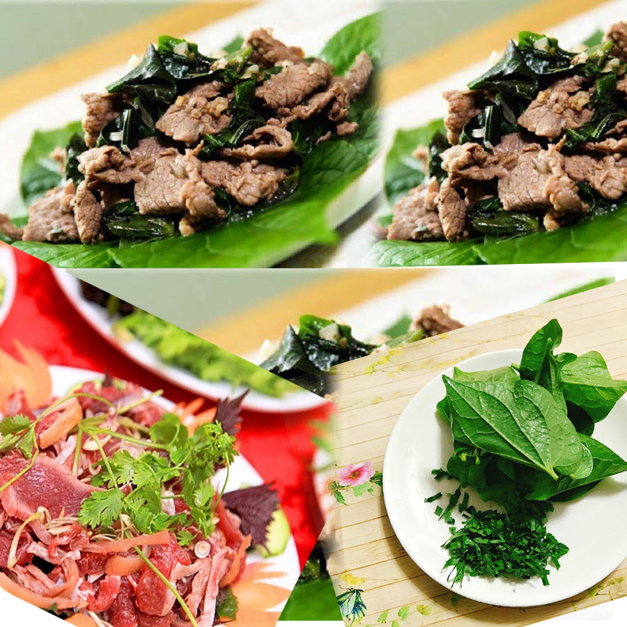 Cách làm món thịt dê xào lá lốt thơm ngon nức mũi chỉ trong 5 bước đơn giản.