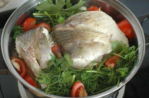 Tuyệt vời vị thanh ngọt canh cá trắm nấu chua cho buổi tối thêm ấm lòng6