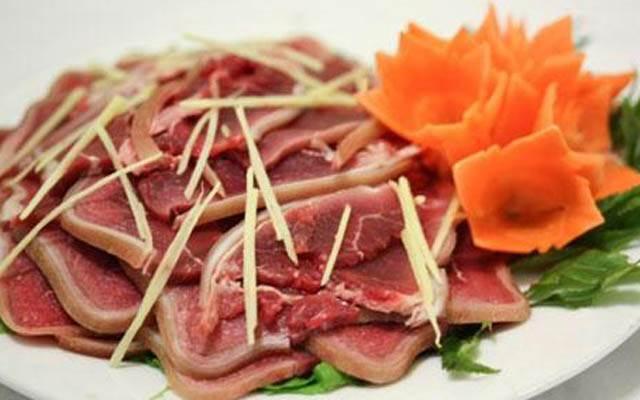 Vào bếp nấu món canh sơn dược thịt dê bổ dưỡng chỉ với 3 bước đơn giản3